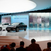 5040629460 e5ac3faf67 b 200x200 Peugeot 508 : Sur le stand    ( vidéo )