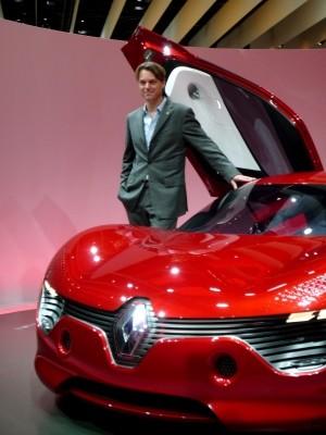 Les interviews du Mondial : Laurens van den Acker, directeur du design Renault
