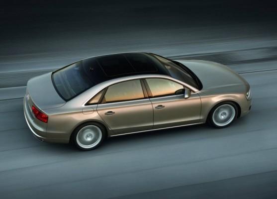 Audi A8L 6.3 L W12 Quattro : Maintenant en vidéo