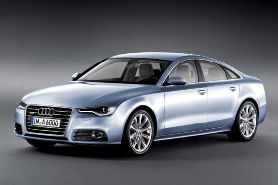 Audi A6 2011/2012 : Annoncée pour le début d'année 2011