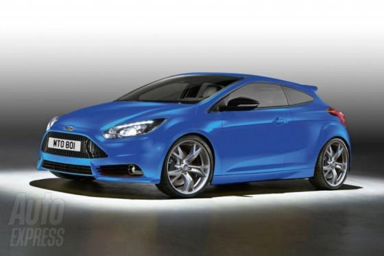 Ford Focus 2011 : Pas de version 3 portes mais un Coupé