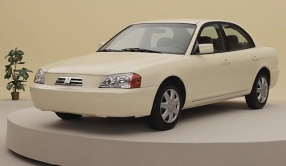 Subaru Mediocrity 2011