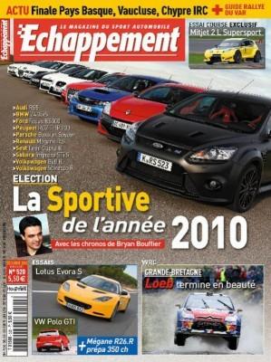 Sportive de l'année 2010 : And the winneuse is….