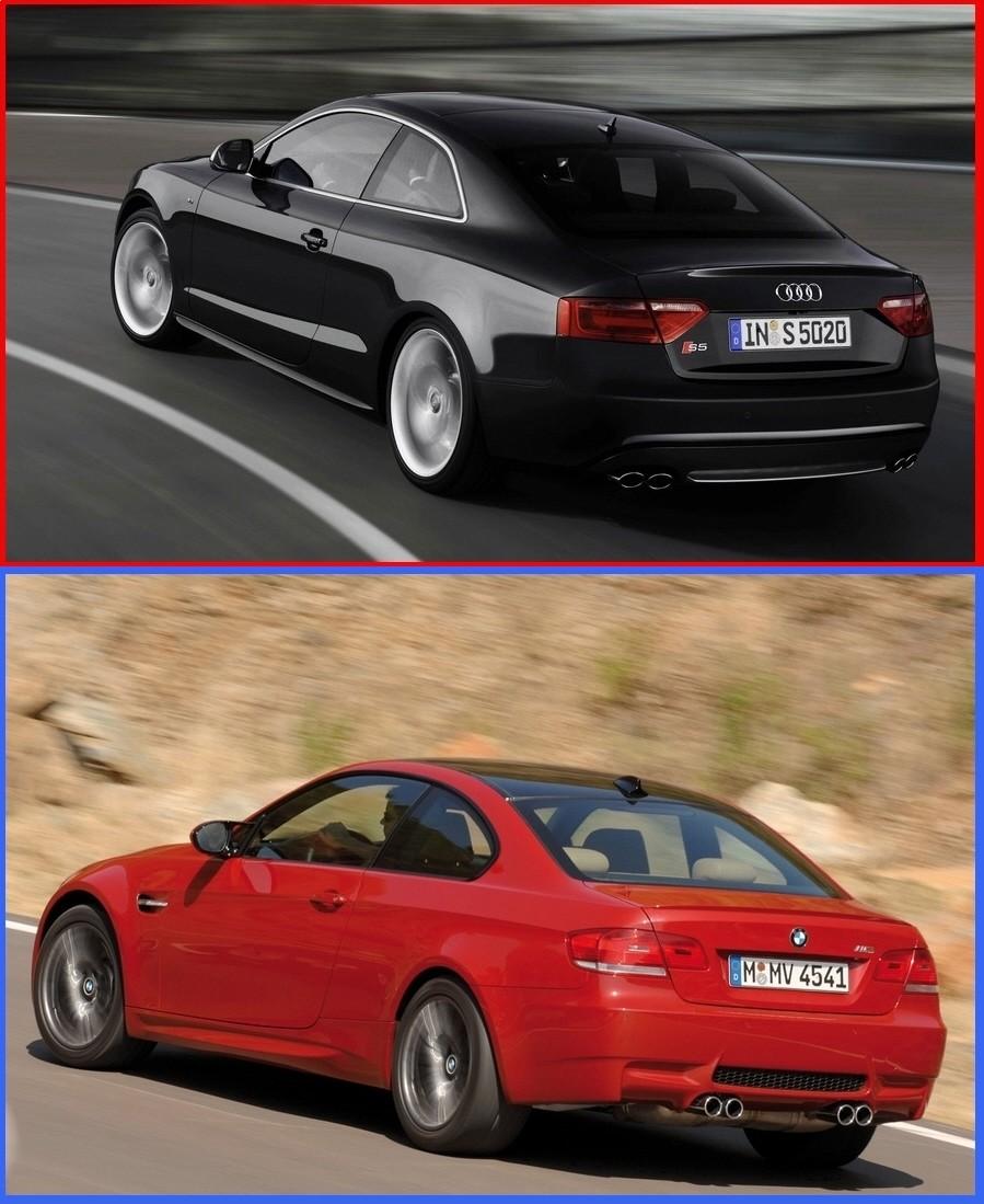 BMW M3 Et Audi S5 By Akrapovic : Elles Ont Plus De Voix