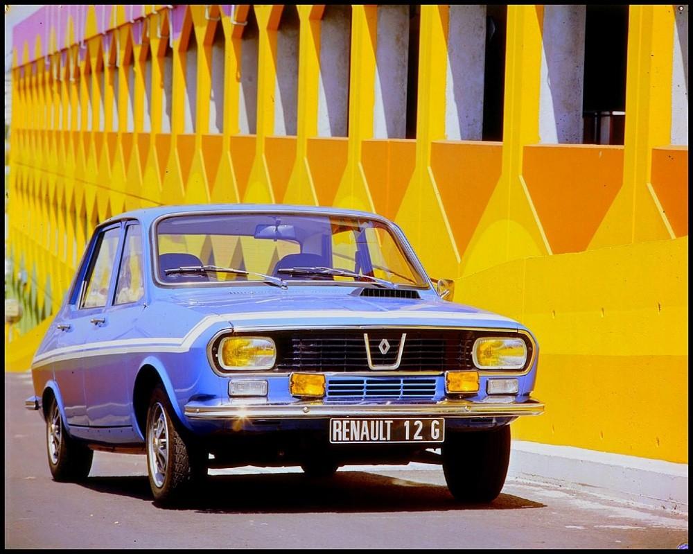 la R12 Gordini qui succède