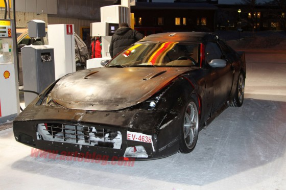 Ferrari 613 : Pour quelques détails de plus !