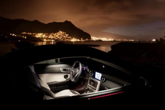 10C1228 343 560x372 Mercedes SLK 2011 : Photos et vidéos