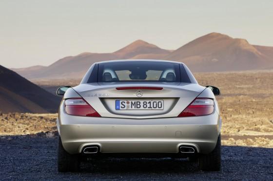 10C1230 020 560x372 Mercedes SLK 2011 : Photos et vidéos