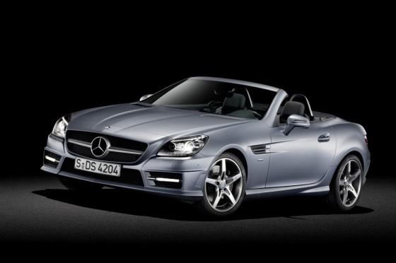 10C832 073 560x372 Mercedes SLK 2011 : Photos et vidéos