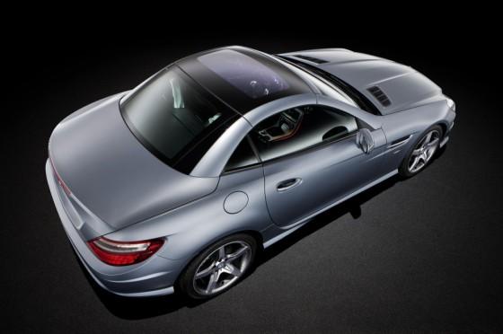 10C832 078 560x372 Mercedes SLK 2011 : Photos et vidéos