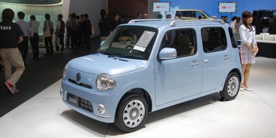 Photo Daihatsu Cocoa1 560x280 Daihatsu : Le plus vieux constructeur japonais va quitter lEurope en 2013