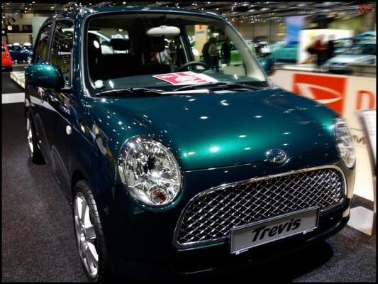 Photo Daihatsu Trevis 533x400 Daihatsu : Le plus vieux constructeur japonais va quitter lEurope en 2013