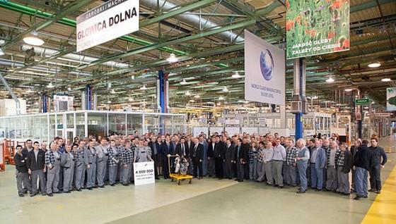 Photo 4miomjt 560x318 Fiat : 4 Millions de moteur 1.3 L 16V Multijet et surement bien plus dans lavenir...