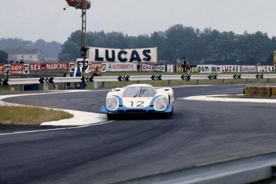 Photo Porsche 917 Le Mans 1969 560x373 Le Mans 1969 : Les Hunaudières en GT40 et autres moments   (vidéo)
