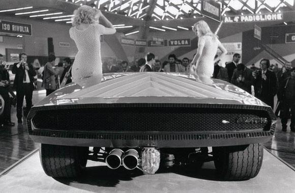 bertone concept cars vendre blog automobile. Black Bedroom Furniture Sets. Home Design Ideas