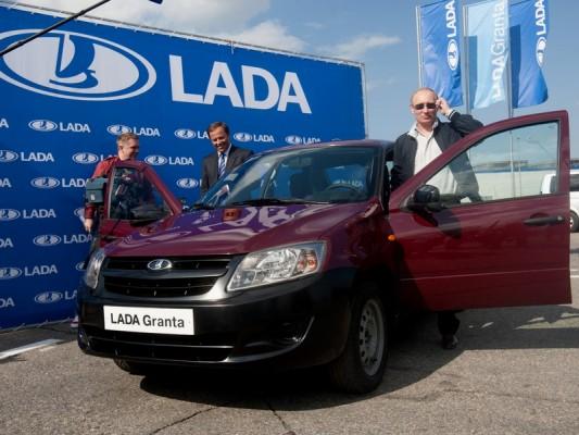 Photo bg800410998 533x400 Lada Granta : Nouvelle et vendue par Vladimir        (vidéo)