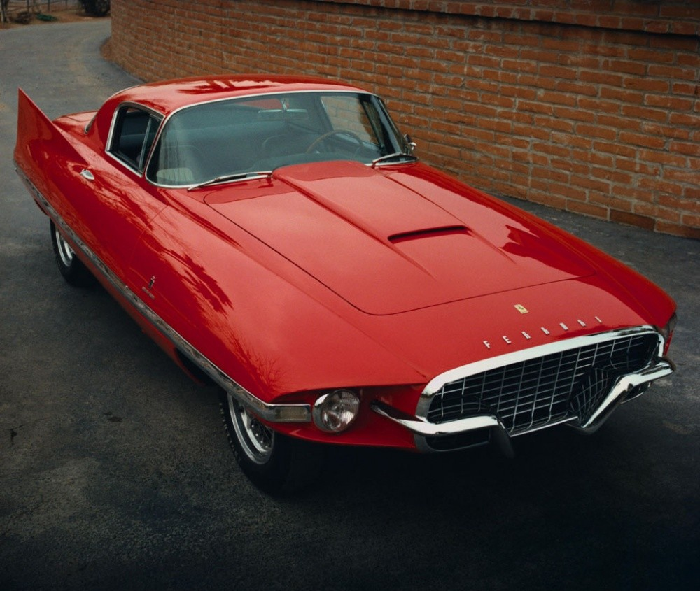 Ferrari : Une Superamerica ?