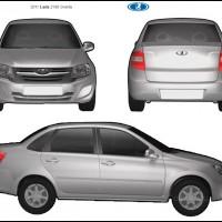 Photo lada 2190 granta sedan 2011 11 200x200 Lada Granta : Nouvelle et vendue par Vladimir        (vidéo)