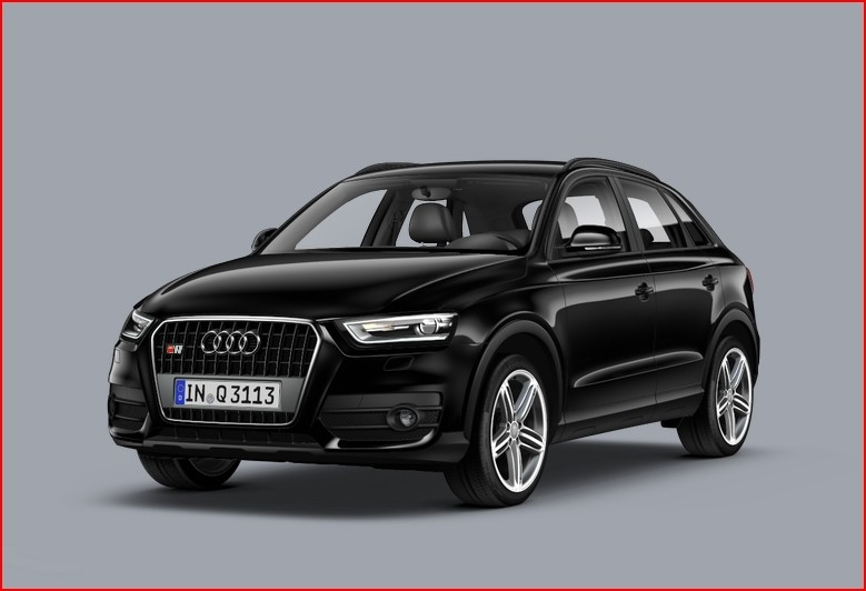 audi q3 en version sport pour le rentr e 2012 blog automobile. Black Bedroom Furniture Sets. Home Design Ideas