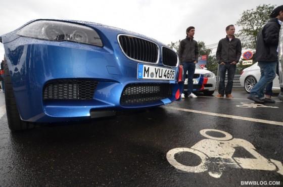 Photo BMW M5 F10 Ring Taxi 20 560x370 Nürburgring : Les 266 meilleurs chronos et quelques infos