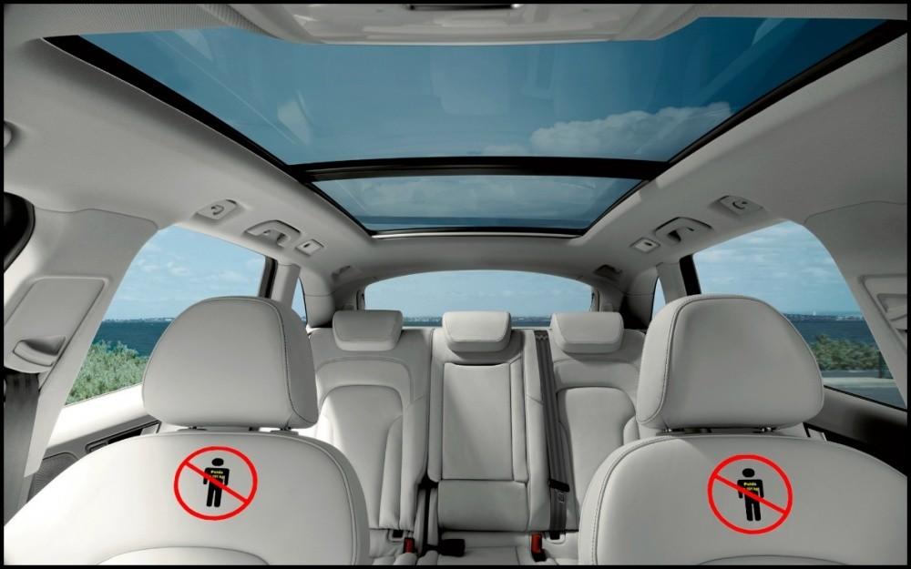Audi q5 interdit aux plus de 101 kg et aux plus de for Interieur q5