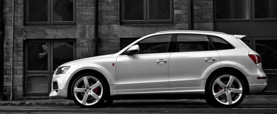 Audi Q5 WideTrack by Project Kahn
