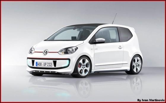 Volkswagen UP GTI : Pour le fun et en souvenir de la Lupo GTI