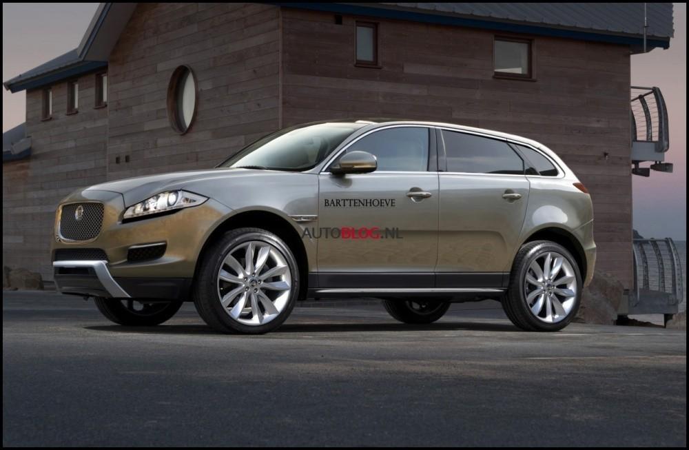 New Jaguar SUV