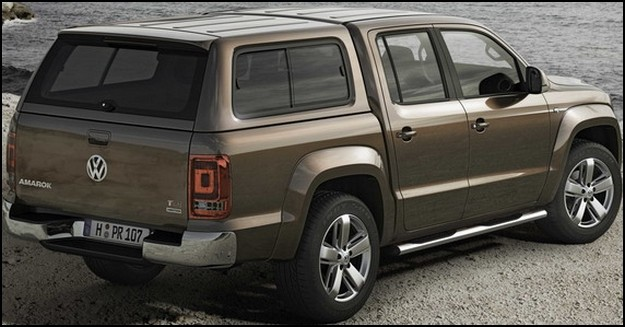 passion suv vw amarok avec un hard top. Black Bedroom Furniture Sets. Home Design Ideas