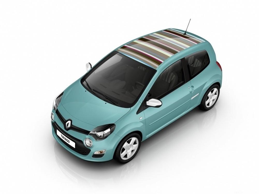 Во Франкфурте дебютировал Renault Tw…