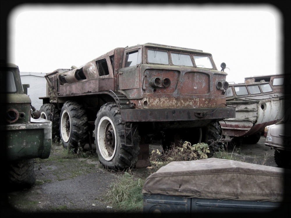 PASSION SUV :: Zil E 167
