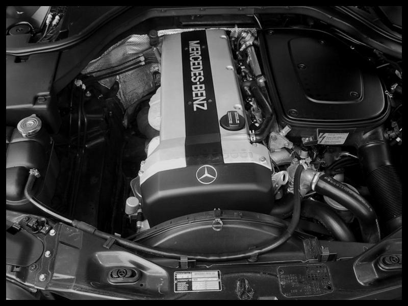 Moteur Mercedes Benz L6 Classe S320
