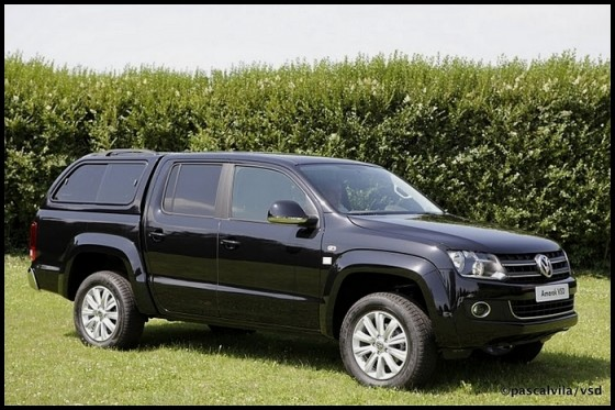 Volkswagen Amarok Pick Up Page 3