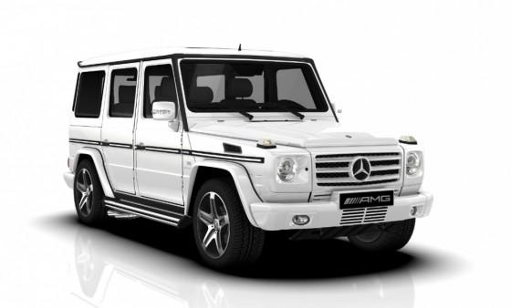 Mercedes Benz Classe G : Edition finale.... ou pas.... G-55-AMG.1-560x338