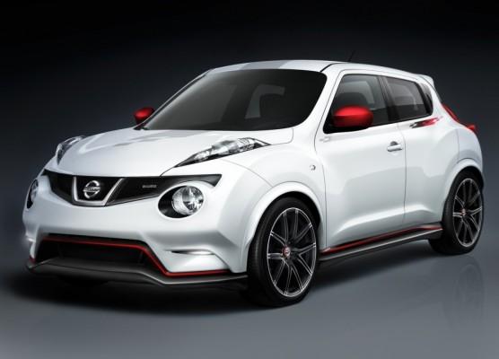 Nissan Juke Nismo Concept : Un look de GTI pour le petit crossover