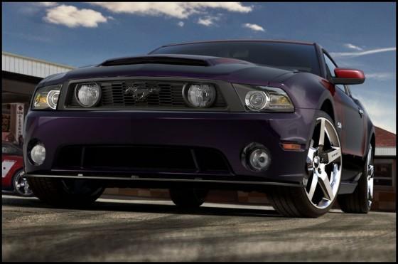 Mustang.0 560x371 Ford : La Mustang 2013 se met votre image  (vidéo)