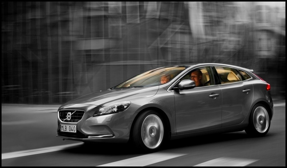 volvo v40 2012 dimensions et motorisations blog automobile. Black Bedroom Furniture Sets. Home Design Ideas