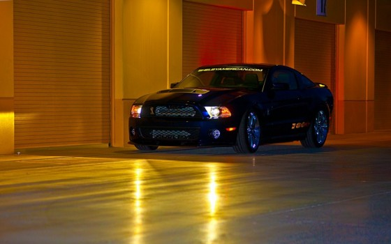 Photo Mustang shelby 1000.11 560x350 Ford Mustang Shelby 1000 : La très bonne moyenne... (vidéos)