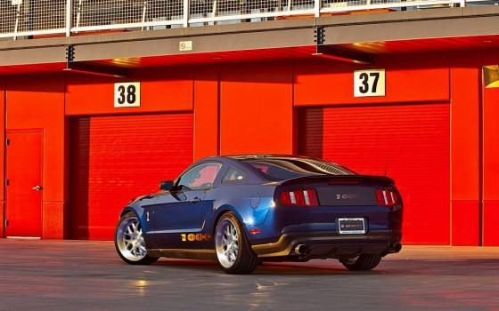 Photo Mustang shelby 1000.2 560x350 Ford Mustang Shelby 1000 : La très bonne moyenne... (vidéos)