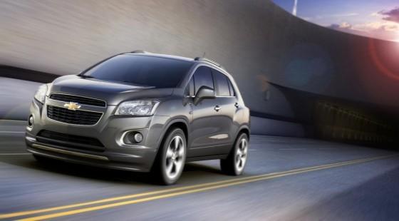 Chevrolet Trax : Le nouveau SUV compact de Chevy