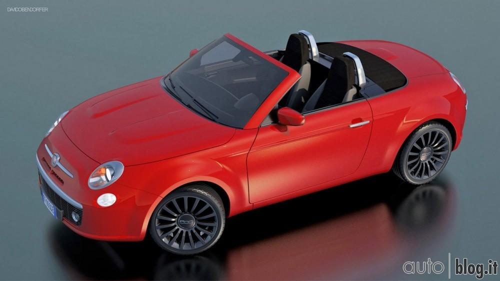 Fiat 500 Place Au Coup 233 Et Au Spider Blog Automobile