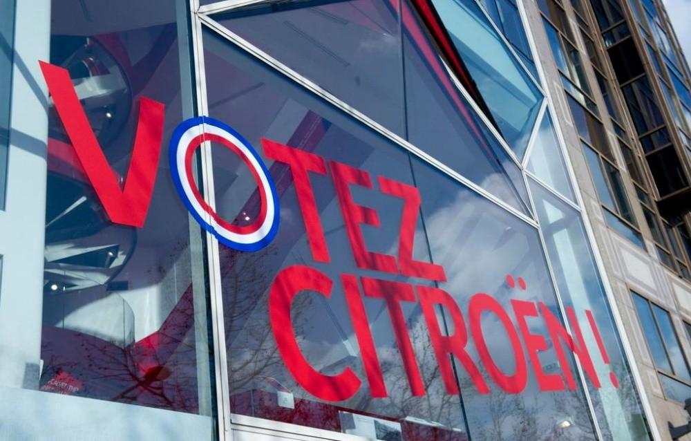 Votez Citroën !