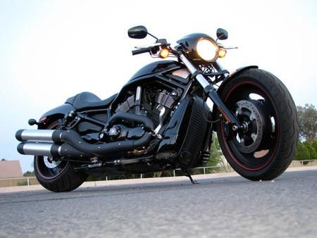 Harley-Davidson Night Rod Edition