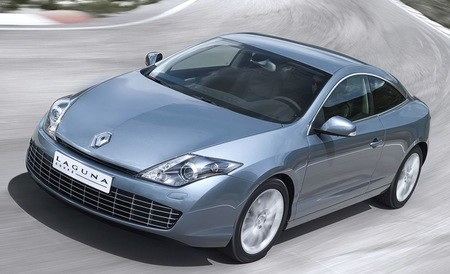 Renault Laguna Coupé : Officialisée à Cannes