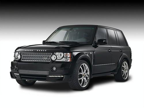 Arden Range Rover AR7 Highlander : ?a ne rigole plus