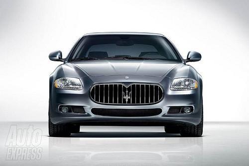 La «nouvelle» Maserati Quattroporte