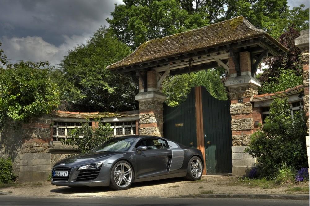 Audi R8 V8 2009