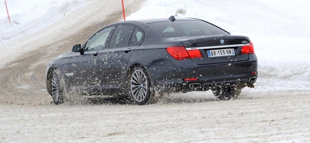 BMW Série 7 xDrive