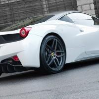 F458 Kan Design.8 200x200 Ferrari 458 Italia By Kahn Design : Pour changer des Land Rover