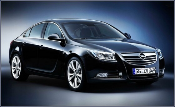Photo Opel Insignia 560x342 Opel Insignia 2013 : Elle va se mettre au régime 1600...